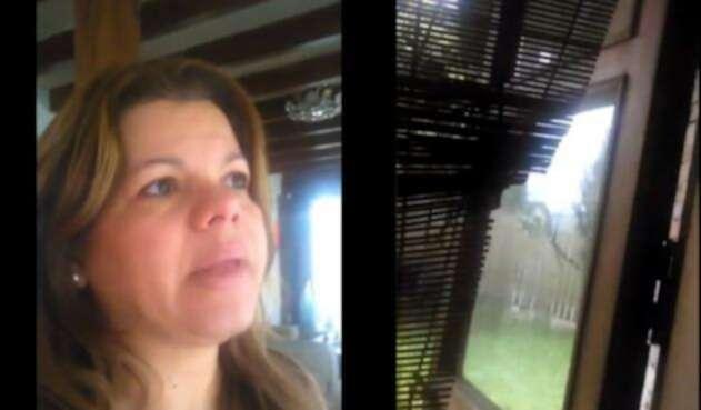 Mary Luz Herrán, exesposa de Petro denuncia intimidaciones en su contra