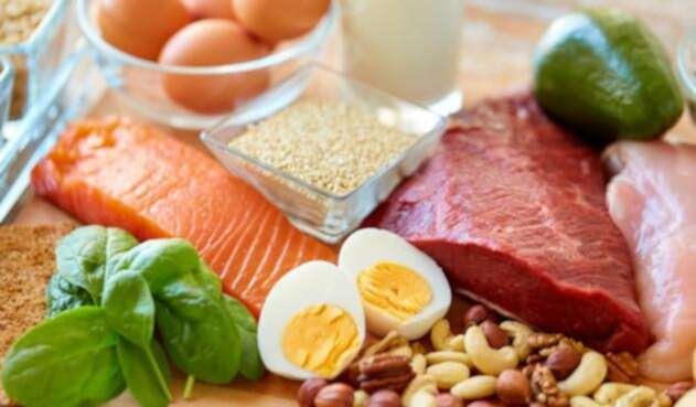 Huevos y carne, productos de tradicional consumo entre los colombianos