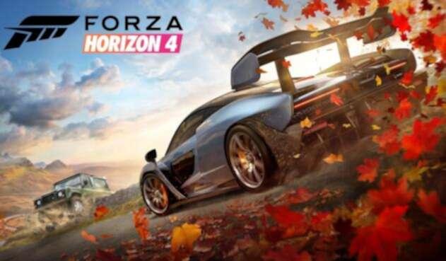 Forza Horizon 4 videojuego Xbox