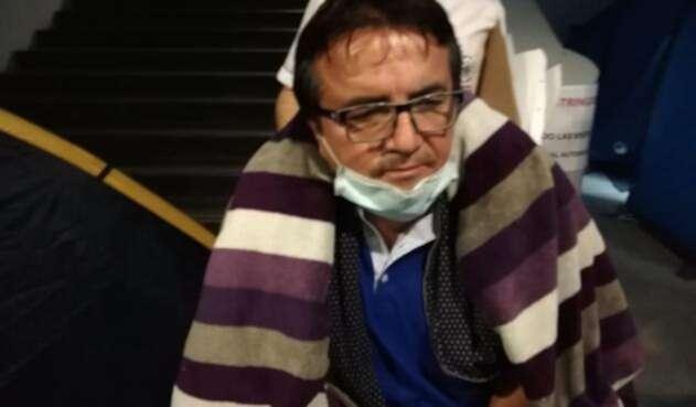 Levantó la huelga de hambre luego de los acuerdos a los que llegaron