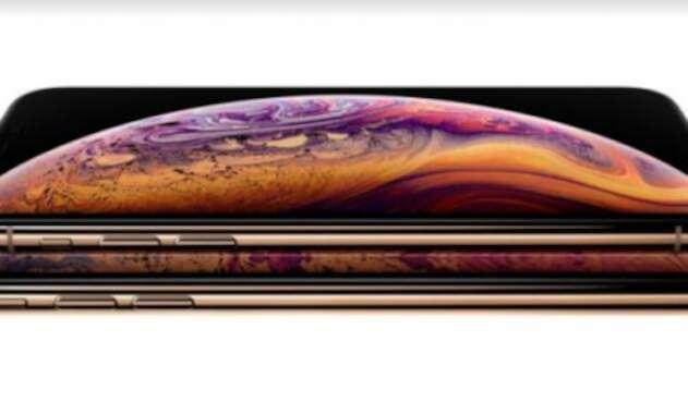iphone xs apple