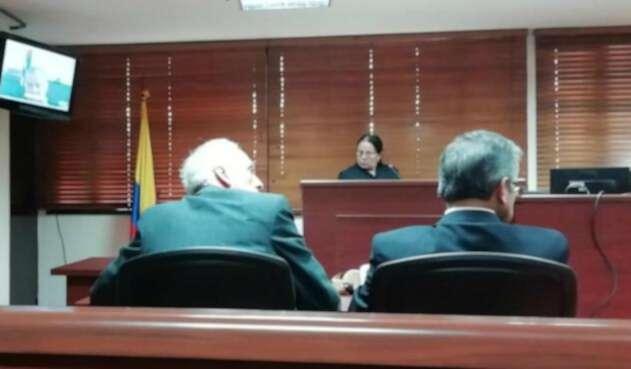 Iván Moreno Rojas desde la cárcel de San Gil