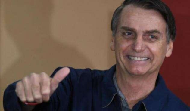 Jair Bolsonaro asumirá su cargo el 1 de enero.