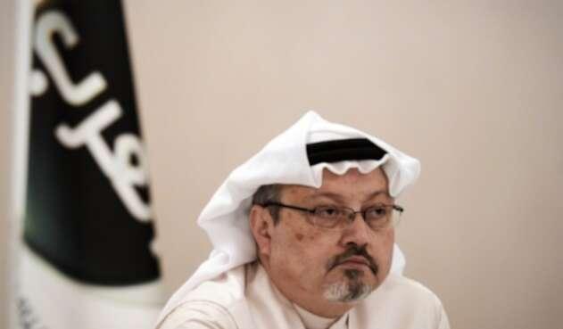 Jamal Khashoggi periodista saudí