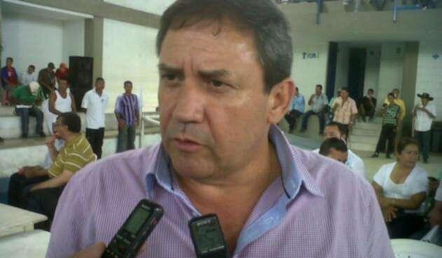 Congresista Jimmy Díaz