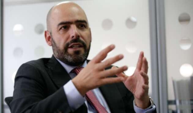 Jorge Enrique Bedoya, presidente de la Sociedad de Agricultores de Colombia