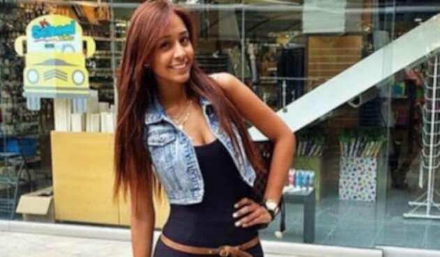 Juliana López detenida en China.