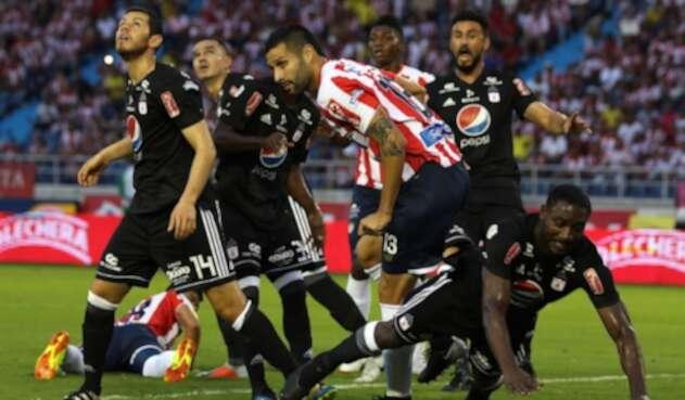 Atlético Junior y América de Cali