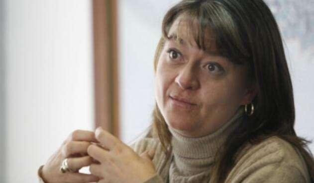 Liliana Pardo, exdirectora del IDU