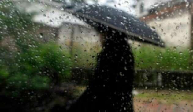 Las lluvias predominarán en Semana Santa en gran parte del país.