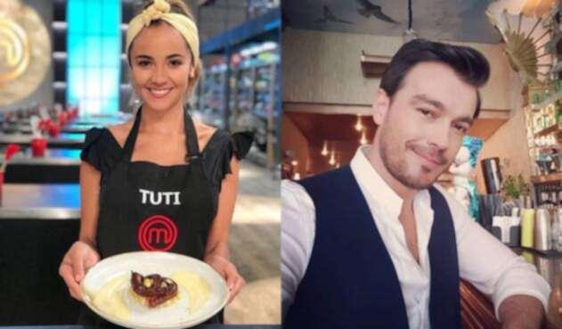 Luciano D' Alessandro y Tuti Vargas