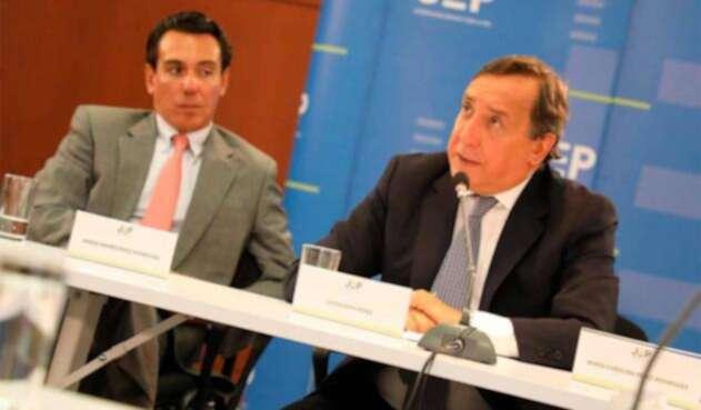 Luis Eladio Pérez, excongresista que estuvo secuestrado por las Farc