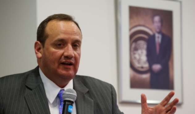 Mario Gómez, fiscal delegado para la Infancia y la Adolescencia de la Fiscalía General de la Nación