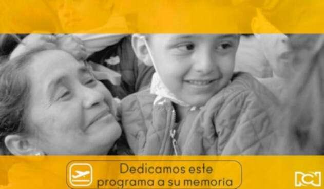 Más Lejos Más Cerca y la historia del niño Carlos Andrés