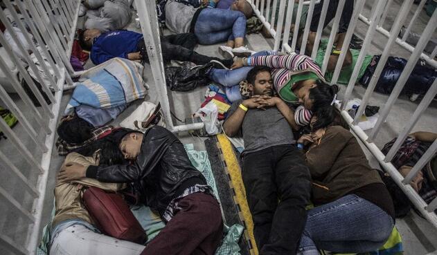 Países latinoamericanos advierten sobre la crisis de venezolanos en la región.