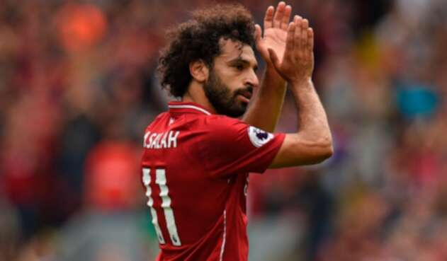Mohamed Salah fue entrenado por Jaime Pabón, nuevo integrante de Atlético Nacional