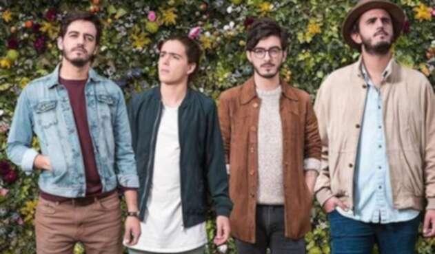 Morat presenta su nuevo disco 'Balas Perdidas'