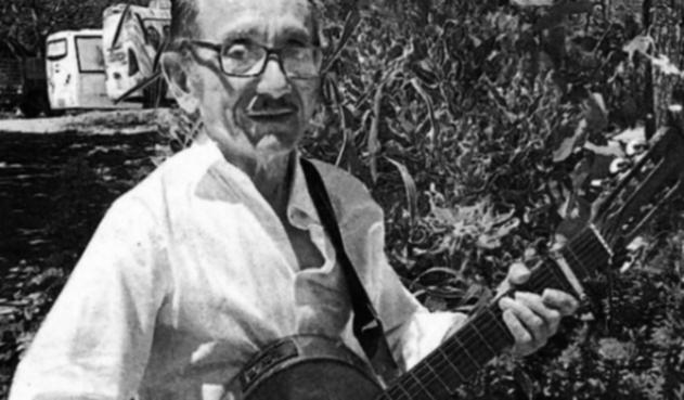 Hugues Martínez, músico colombiano
