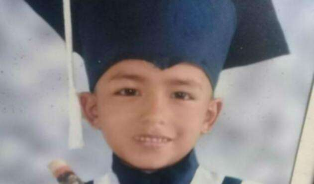 Niño asesinado en Caquetá
