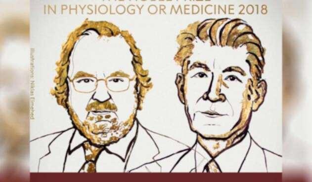 James P. Allison y Tasuku Honjo ganan Nobel de Medicina