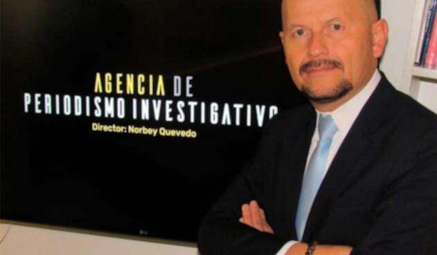 Norbey Quevedo, director de API