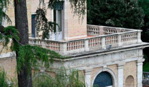 Nunciatura Apostólica en Italia, zona donde encontraron restos humanos