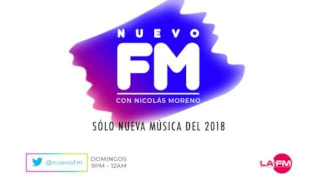 #NuevoFm – Playlist 225 / Domingo 07 de Octubre 2018