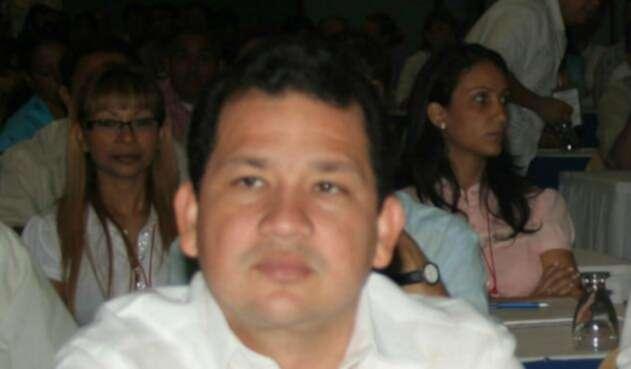 Omar Diazgranados, exgobernador del Magdalena