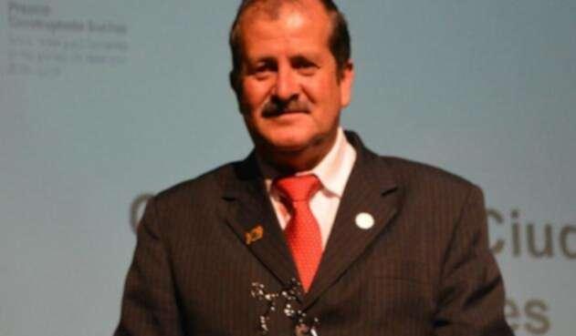 Pablo Emilio Malo García, alcalde de Facatativá.