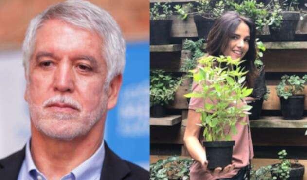 Paola Turbay y Enrique Peñalosa