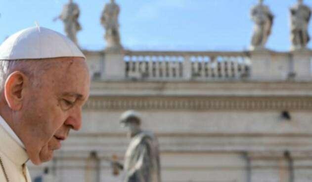 Al Papa le llegó una carta con esa invitación.