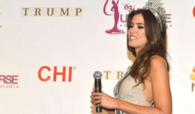 Paulina Vega, Miss Universo 2014