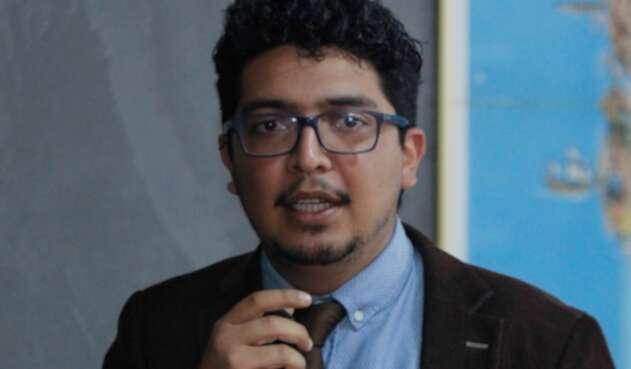 Pedro Vaca, director Ejecutivo de la Fundación para la Libertad de Prensa en Colombia