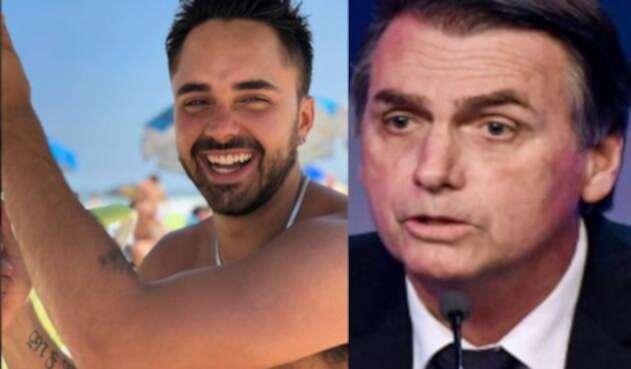 Pedro Santos aseguró que prefiere que le digan 'mamerto' a tener como presidente a Jair Bolsonaro.