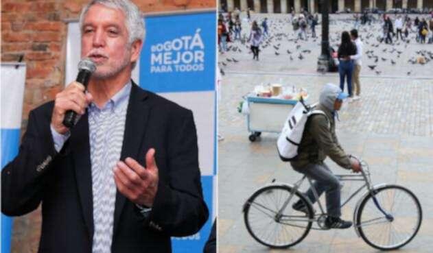 Peñalosa habló así del robo de bicicletas