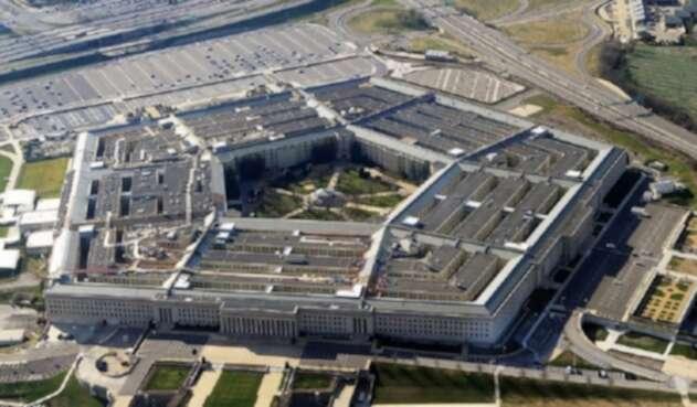 Pentágono en EE.UU.