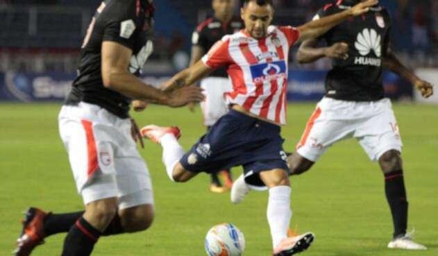 Santa Fe vs Junior jugará uno de los clásicos de la fecha 14 de la Liga Águila.
