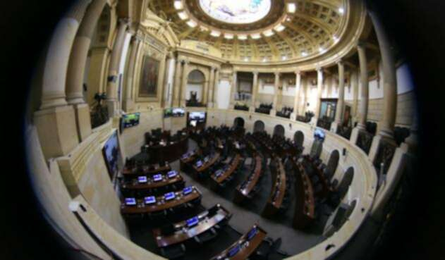 Plenaria del Senado