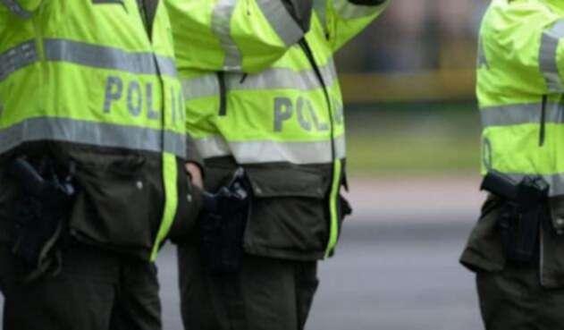 Dos policías heridos en la Uribe (Meta) en un atentado