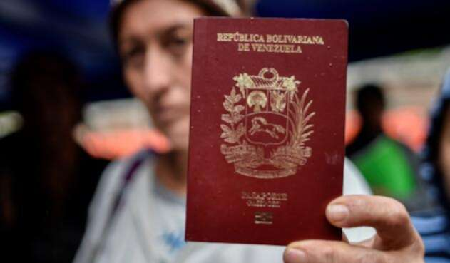 Documentos venezolanos
