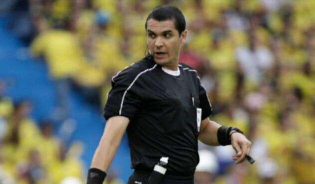 Ricardo Marques, árbitro brasileño