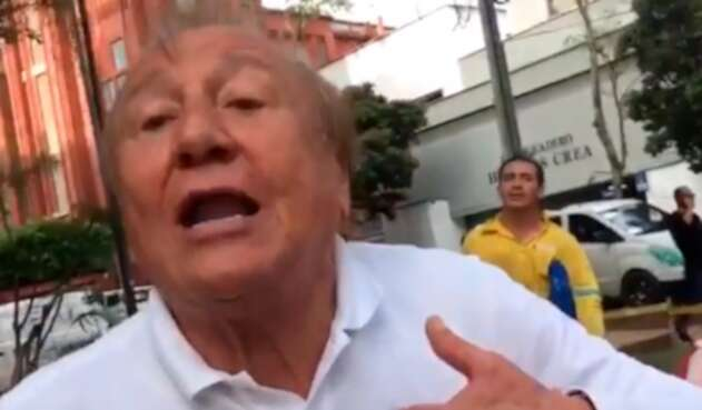 Rodolfo Hernández, alcalde de Bucaramanga