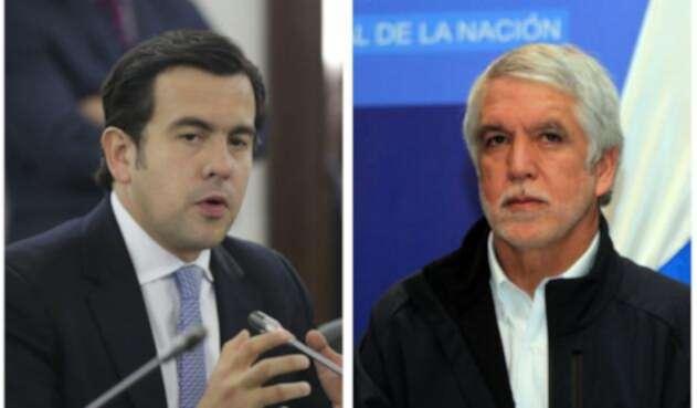 Rodrigo Lara y Enrioque Peñalosa, ¿ahora enemigos políticos?