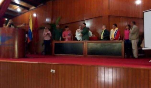 Rodrigo Granda, el excanciller de las Farc, en Venezuela