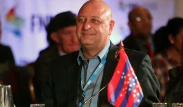 Ronald Housni, gobernador de San Andrés, capturado por corrupción