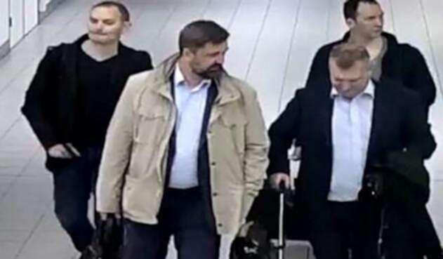 Rusos expulsados