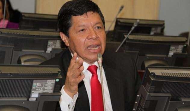 Manuel Enriquez Rosero, embajador de Colombia ante Ecuador