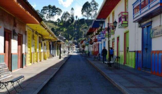 Salento es un municipio colombiano en el departamento del Quindío