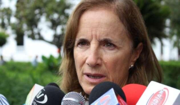 La periodista Salud Hernández Mora