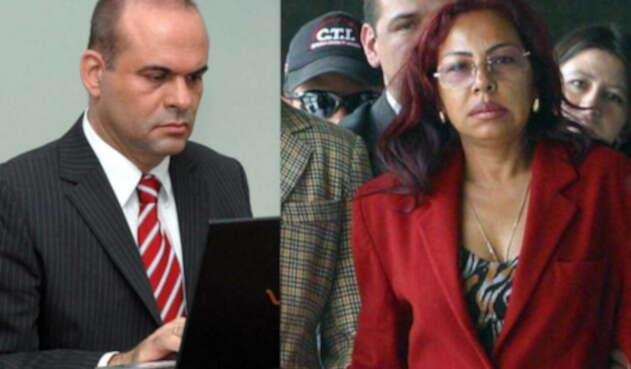Salvatore Mancuso y Enilse López están relacionados con casos de paramilitarismo